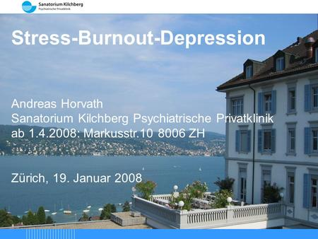 Stress-Burnout-Depression