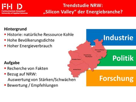 """Silicon Valley"" der Energiebranche?"