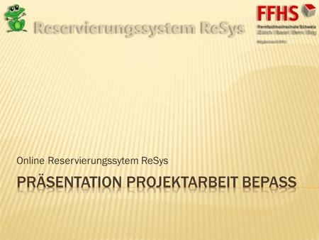 Online Reservierungssytem ReSys. Einleitung Gruppenmitglieder Auftrag Technologie Eingesetzte Technologie Softwarearchitektur Software-Design Use-Cases.