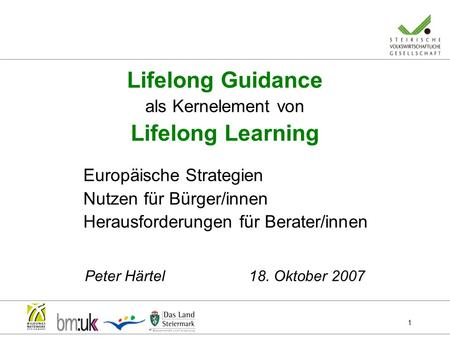 Lifelong Guidance Lifelong Learning