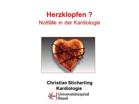 Christian Sticherling