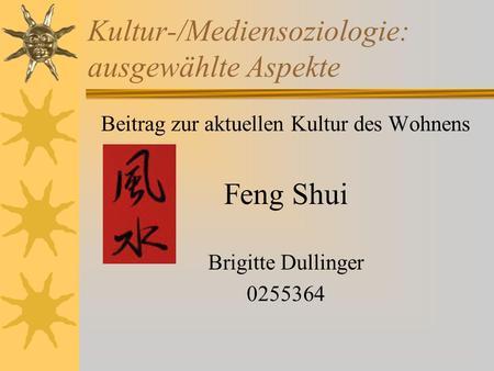 Feng shui alexandra r mer leben und arbeiten ppt for Einrichtungshaus darmstadt
