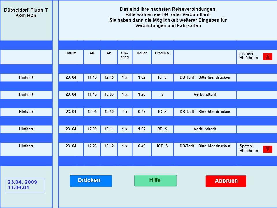 Von welchem Gleis fährt der Zug nach Berlin ab.Um wie viel Uhr.