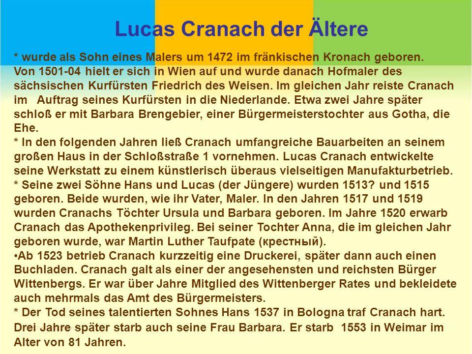 Selbstbildnis von 1550 Kleiner Flügelaltar Bildnispaar Heinrich der Fromme und Katharina von Mecklenburg Christus und Maria