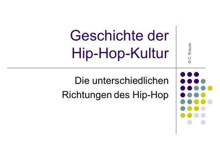 hiphop und rap ppt herunterladen. Black Bedroom Furniture Sets. Home Design Ideas