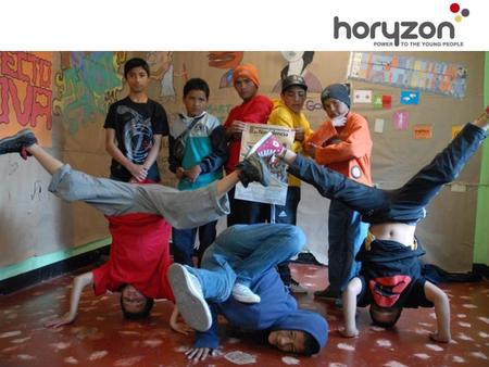 1. 2 Wer ist Horyzon? Horyzon YMCA Kolumbien YMCA/YWCA Palästina YWCA Bangladesch World YWCA P2C.