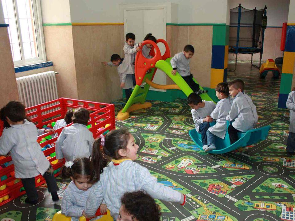 Dank der Unterstützung durch die Caritas Österreich bekommen auch alle externen syrischen Kinder im Heim jeden Tag ein warmes Mittagessen