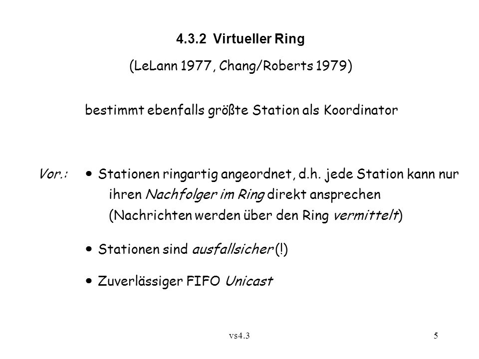 vs4.36 Funktionsweise: 1.