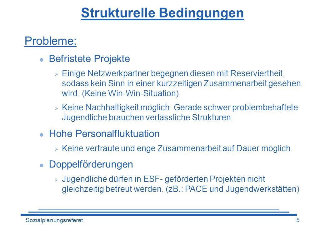 Fazit l Wichtig: Koordination der vorhandenen Angebote im Landkreis.