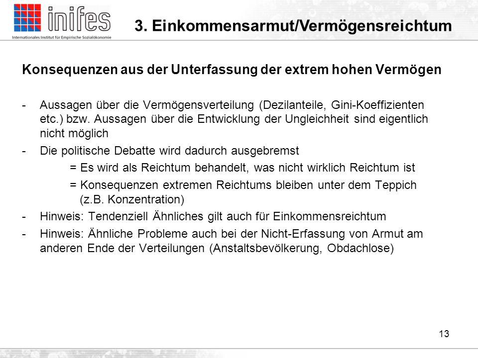 14 Nochmals zur Kritik am Bericht (Presseerklärung der LAK)  Der Bericht thematisiert sehr wohl (vgl.