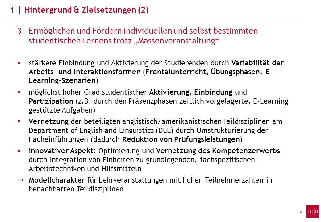 5 5 Entwicklung eines Lehr- und Lernmodells in Zusammenarbeit mit dem Hochschuldidaktiker Prof.