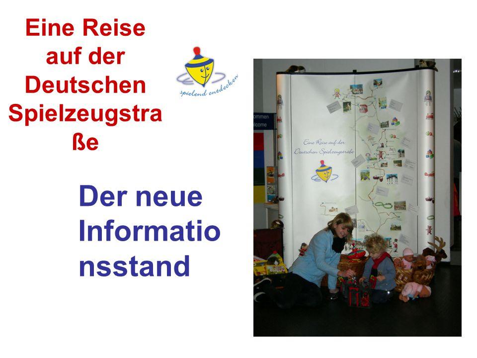 Eine Reise auf der Deutschen Spielzeugstra ße Eventplanung 2009 8.