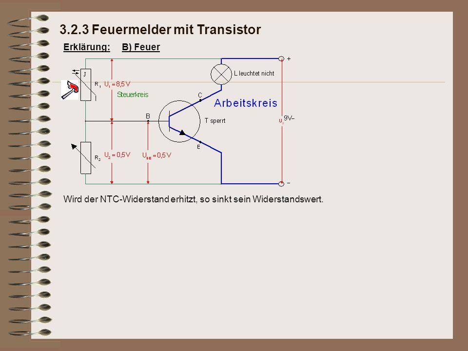 Erklärung: Da der Drehwiderstand nicht verändert wird, ist R 2 unverändert.