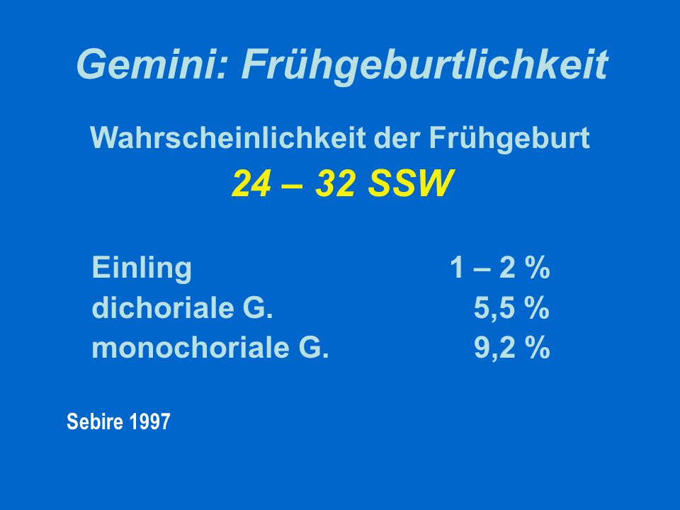 Gemini: Mortalität Herzaktion 2 fach positiv bis 12 SSW monodiges.