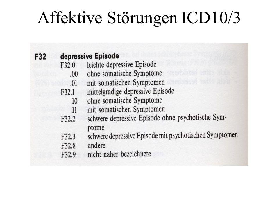 Affektive Störungen ICD10/4
