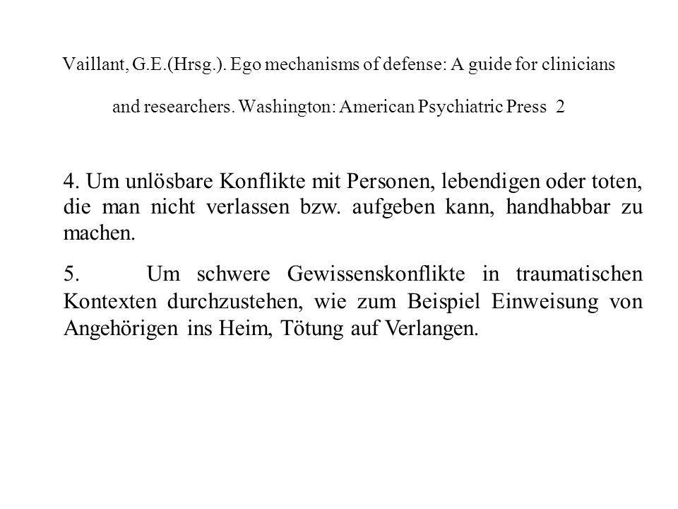 Moser, U., von Zeppelin, I.& Schneider, W. (1991).