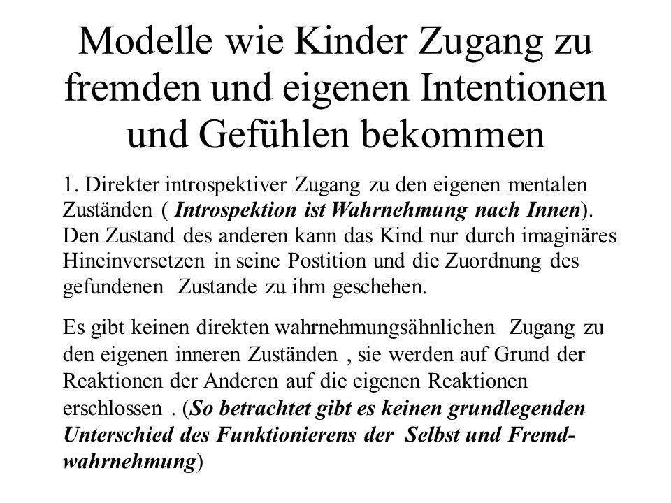 Krause, R.(2003) Affekt- entwickl ung. In Resch, F.