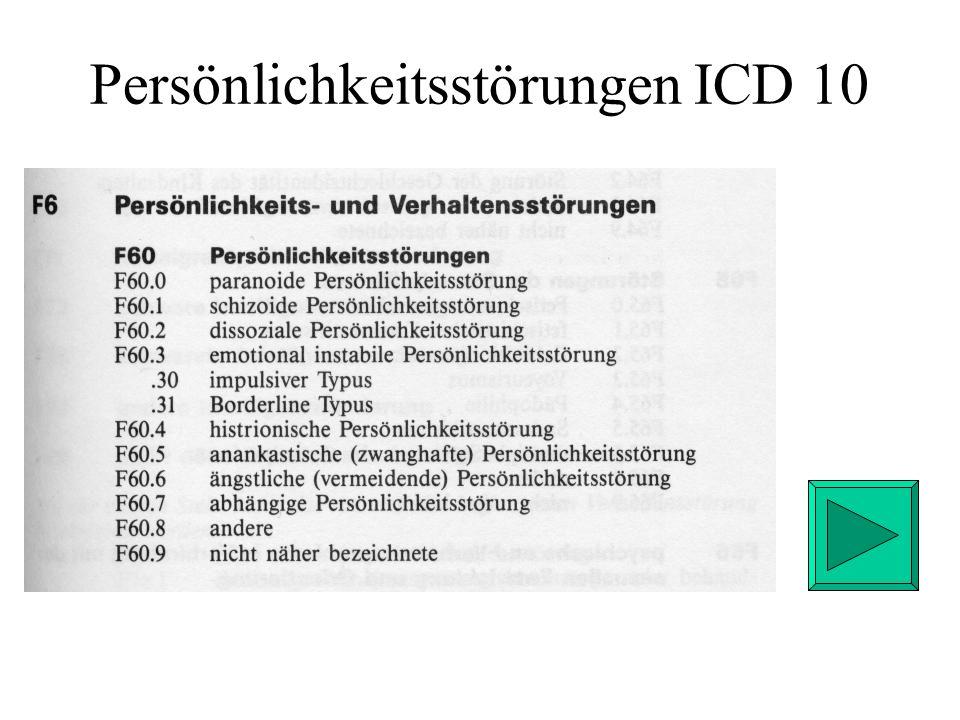 Affektive Störungen ICD 10/1