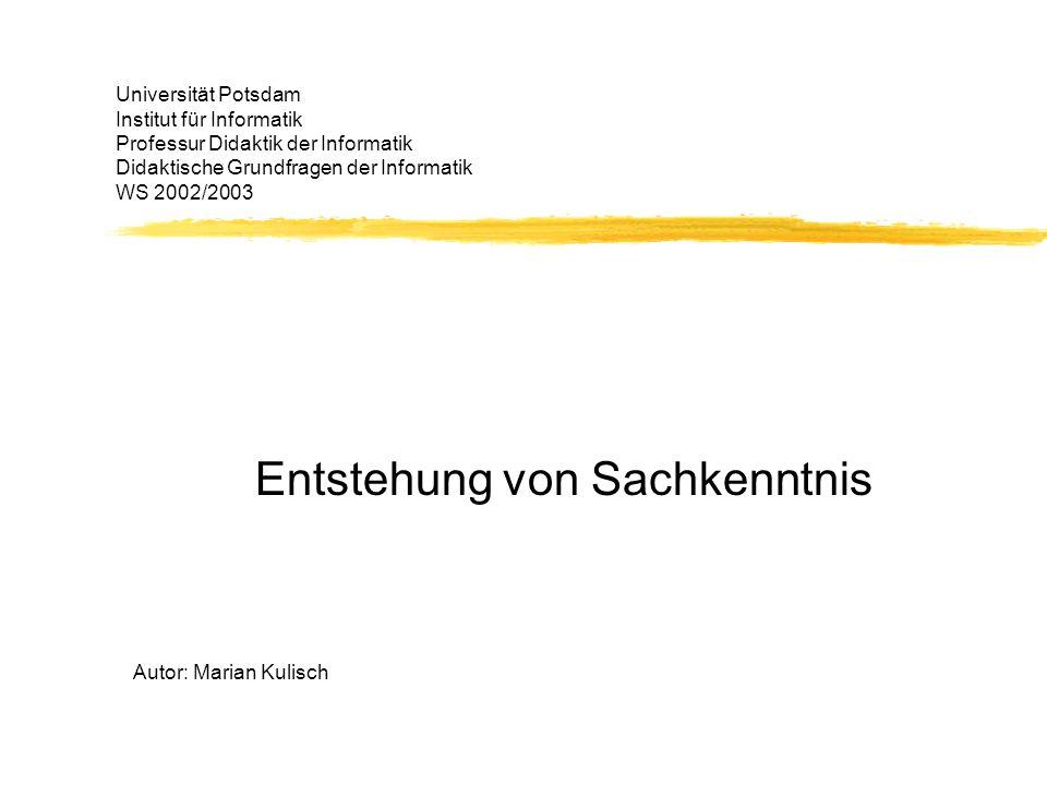 2 Literatur zJohn R.Aderson Spektrum Verlag Kognitive Psychologie zJucks, R.