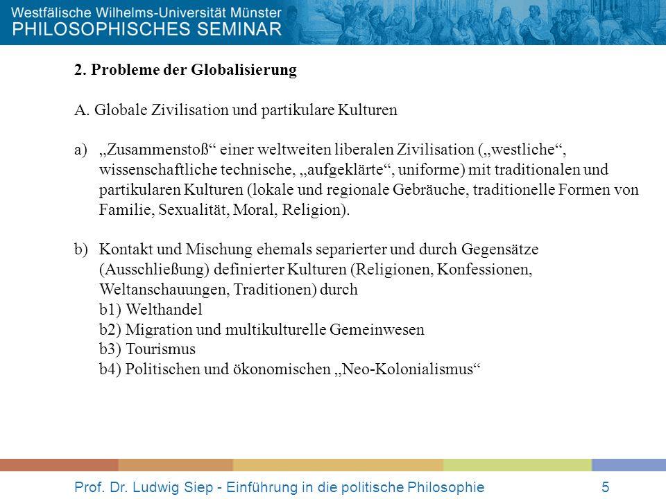 Prof.Dr. Ludwig Siep - Einführung in die politische Philosophie6 2.