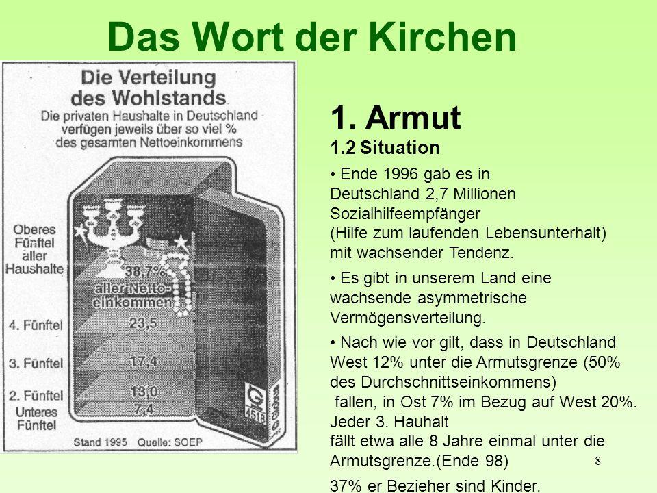 9 Das Wort der Kirchen 1.