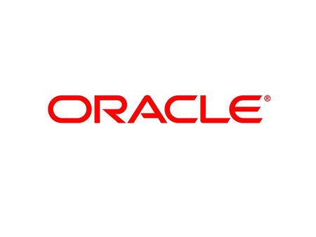 Oracle Support Services