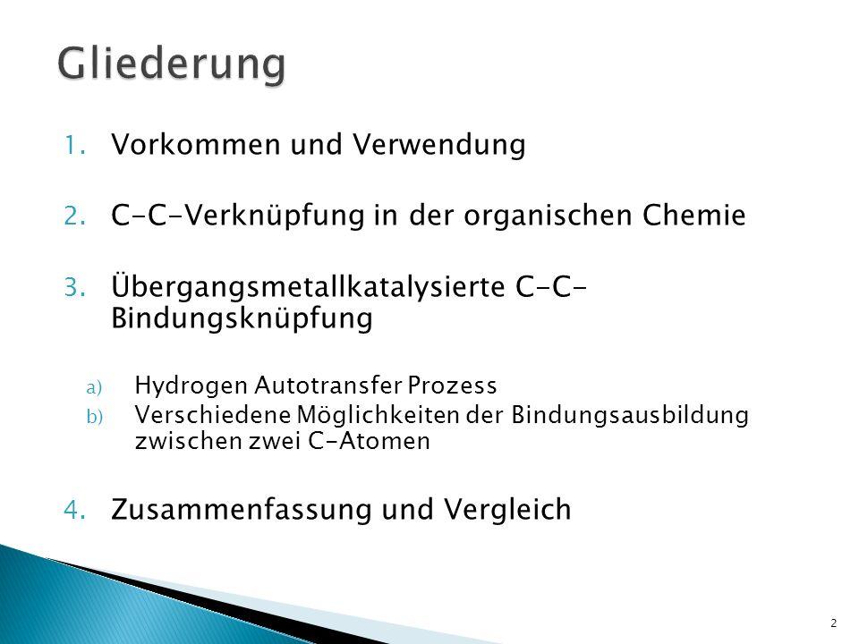 Zimtalkohol: Duftstoff in Kosmetikindustrie 1-Hexadecanol: Tensid in Shampoos Reaktionen mit Alkansäuren zu Estern: Essigsäure-n-butylester: künstliche Aromastoffe, Lösungsmittel für Lacke 3