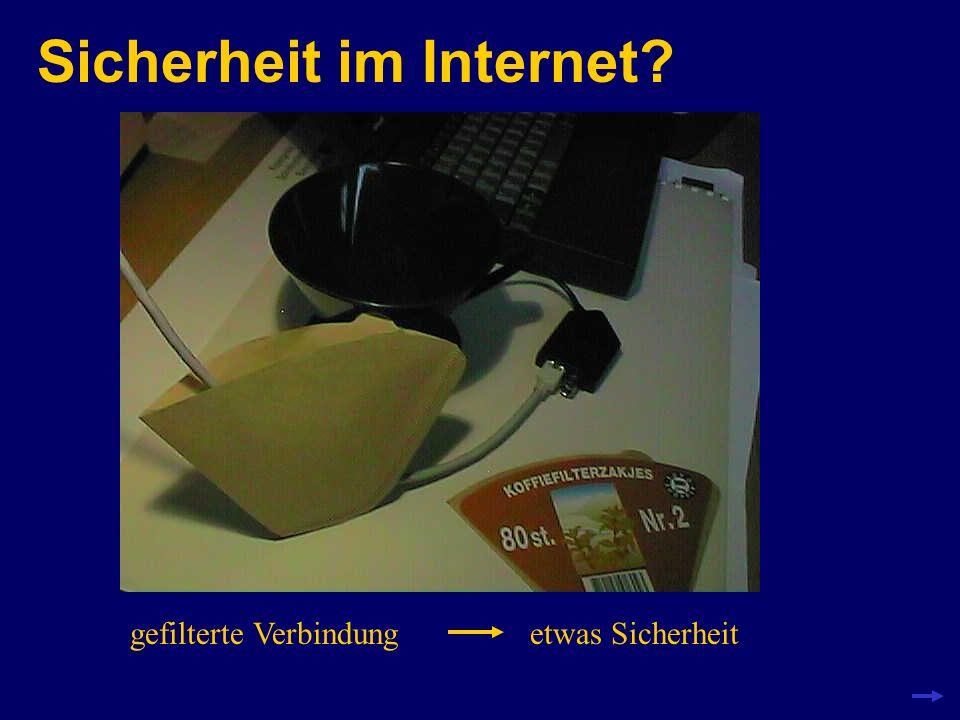 Eine Firewall ist...