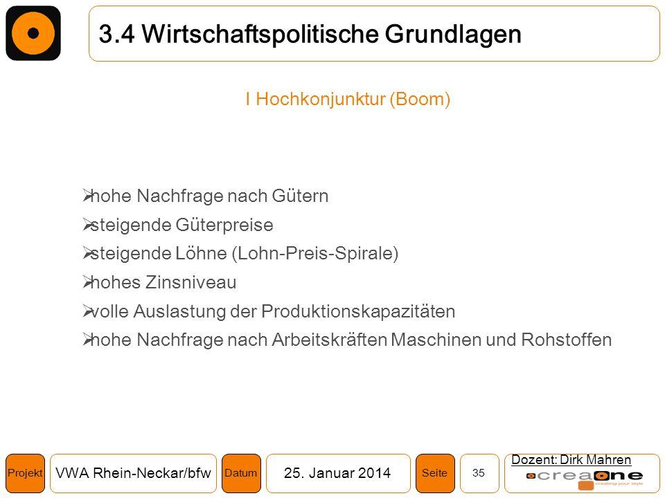 Projekt VWA Rhein-Neckar/bfw25.