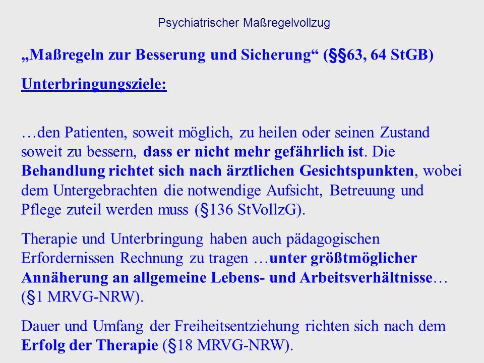 Behandlungsaspekte: Deliktbearbeitung: Theorie des Sozialversagens im Einzelfall Psychiatrische Diagnostik und Therapie einschl.
