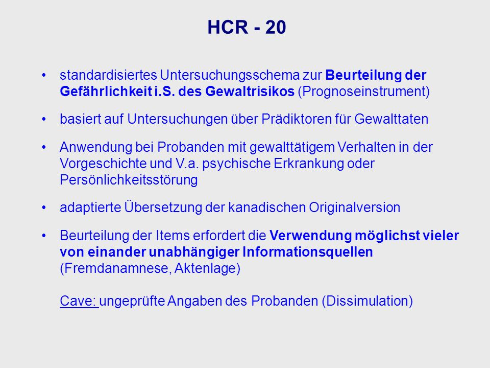 Dimension 1 H-Variablen (statische Variablen, Vergangenheit) H1.