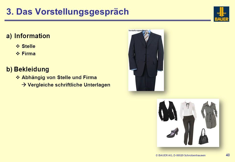 © BAUER AG, D-86529 Schrobenhausen 41 3.