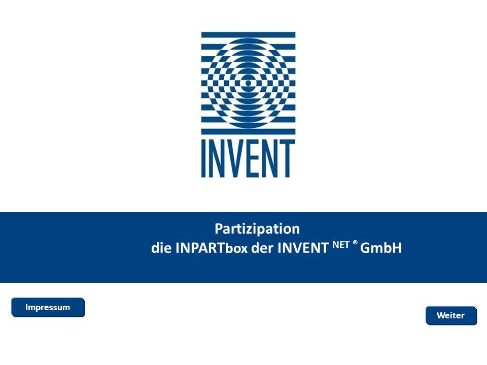 INPART Partizipation Grundanliegen: Das Instrument Partizipation soll Ihnen die Vorzüge von direkter betrieblicher Partizipation zeigen.
