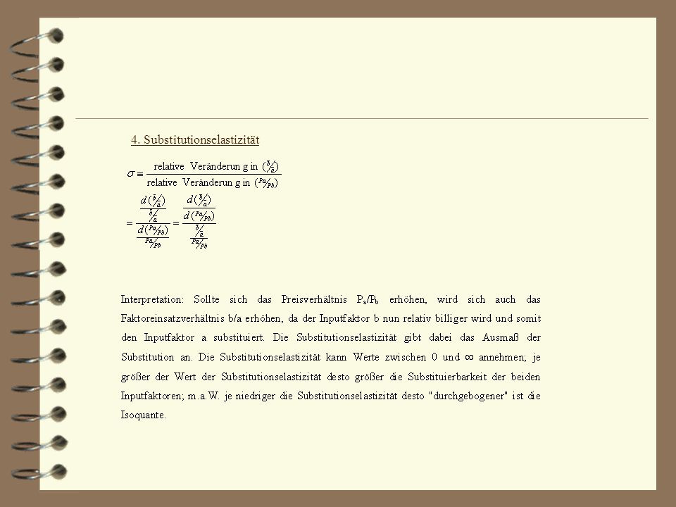 Musterlösung 3. Sitzung: Güterangebot und Güternachfrage Teil B: Haushaltsentscheidung
