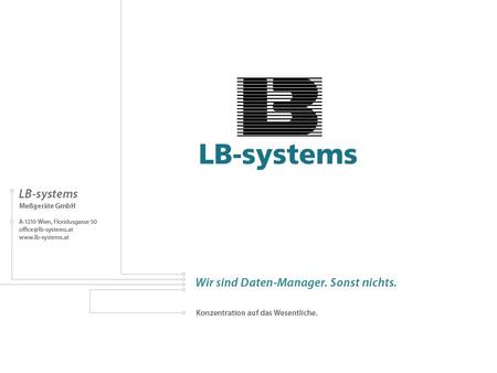 Copyright 2014 LB-systems Meßgeräte GmbHSeite 2 Kundenfeedback Trainings SAN Performance & Troubleshooting OMV Solutions GmbH, Gerhard Wolkerstorfer: