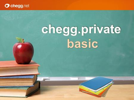 Chegg.private basic.