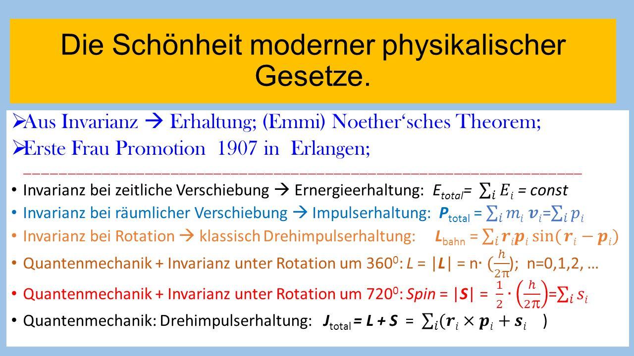 Forderung: Naturgesetze gelten auch in Systemen mit konstanter Geschwindigkeit mit überall gleicher Lichtgeschwindigkeit Spezielle Relativitätstheorie (Einstein 1905) Forderung: Naturgesetze gelten auch in beschleunigten Systemen Allgemeine Relativitätstheorie (Einstein 1915) Das Eimerexperiment von Ernst Mach (Prag, Wien) 1838 - 1916