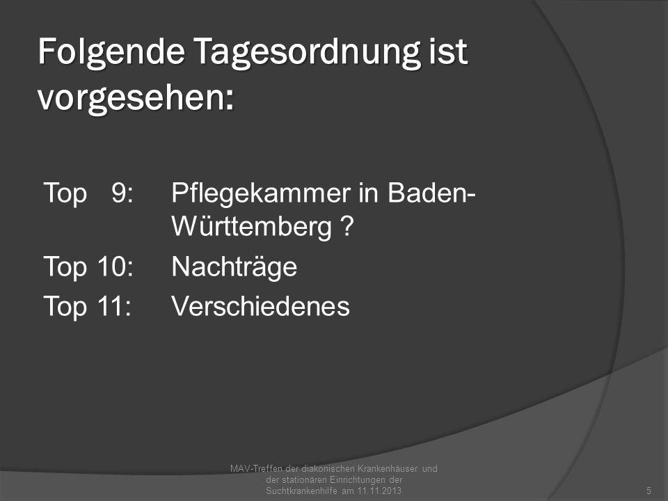 Festlegung des Termins für das nächste Treffen Das nächste Treffen findet am 02.06.2014 statt.