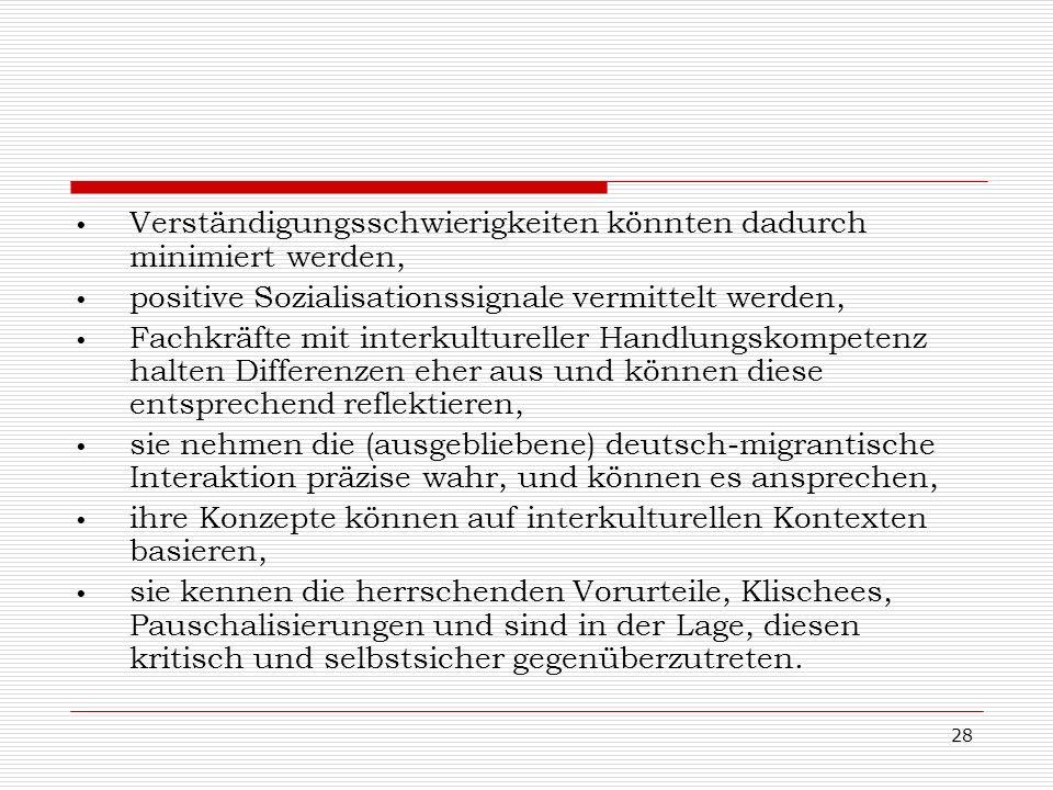 29 4.Öffentlichkeitsarbeit Es geht darum, Adressaten migrantischer Herkunft gezielt in den jeweiligen Sprachen und Medien anzusprechen (siehe Ergebnisse der Vereinsstudie in Offenbach, 2005) und sie für die institutionellen Angebote zu gewinnen.