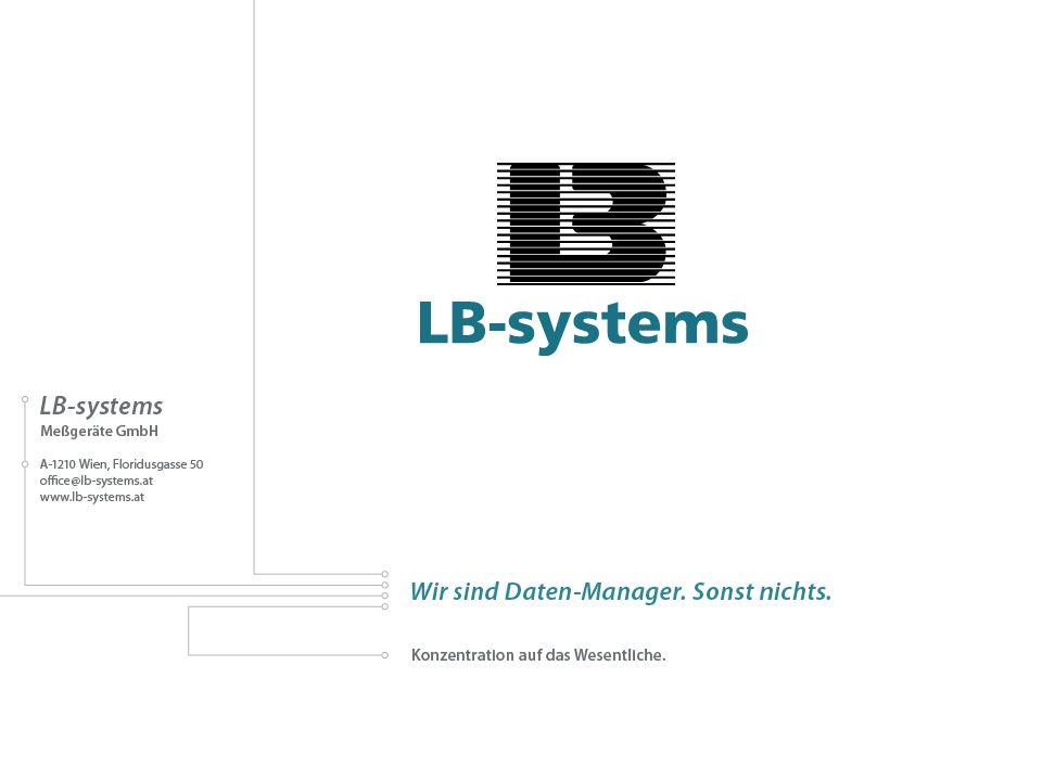 Copyright 2010 LB-systems Meßgeräte GmbH Highlights 26.-27.
