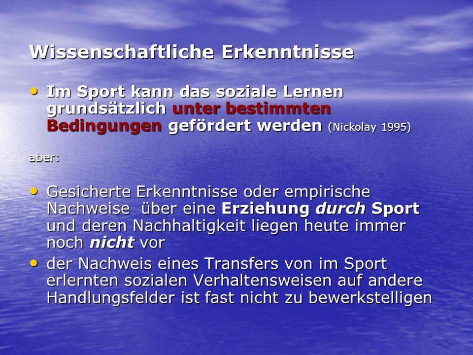 Meinberg (1994) geht in seiner Bildungs- theorie von einer Dialektik aus.