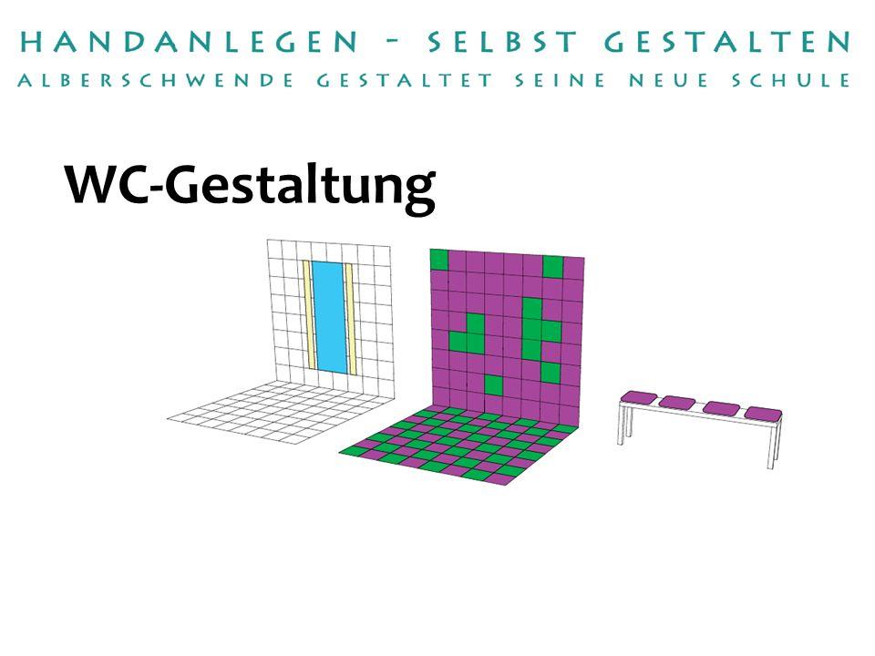 Künstler:German Bolter Handwerksbetrieb:fetzcolor / Michael Fetz Betreuerinnen:Renate Mennel, Anita Rinner