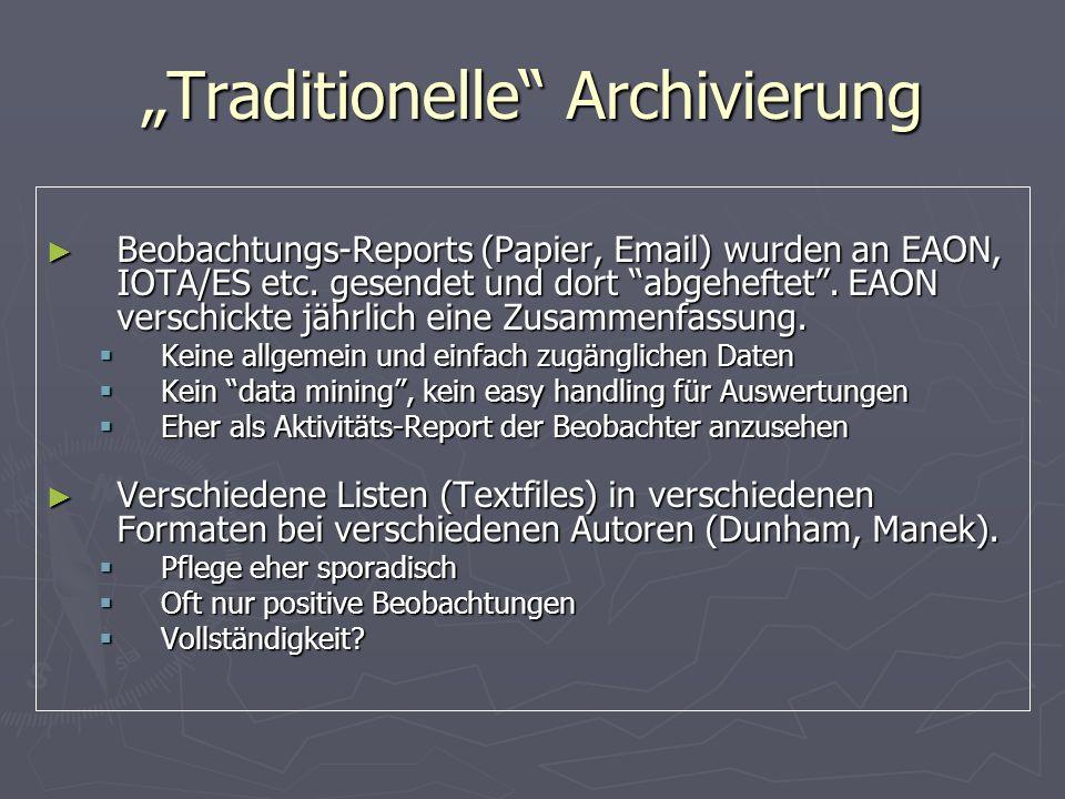Moderne Archivierung Occult (Windows) Software (D.