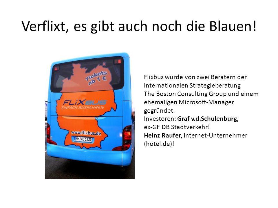 So funktioniert Flixbus…