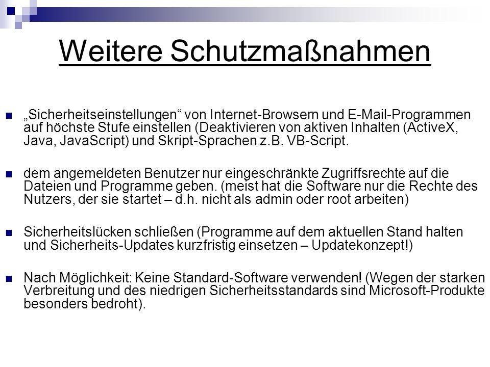 Informationsquellen Bundesamt für Sicherheit in der Informationstechnik (BSI): www.bsi.de www.bsi.de Bundesverband Informationswirtschaft, Telekommunikation und neue Medien e.V.