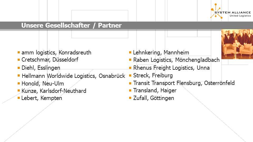 Daten und Fakten 1 zentraler HUB (Niederaula) 41 Regionalbetriebe 10.000 Mitarbeiter Über 8,9 Mio.