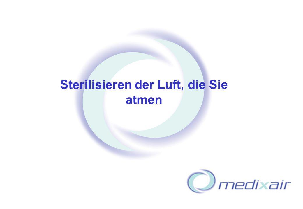 HHW Herbert-Heinz-Winkler GmbH Macht das Leben, die Arbeit und das Atmen leichter PRÄSENTATION Einleitung Weltweite Krankheitsprobleme und Risiken durch Luft übertragene Makro- und Mikrokeime.