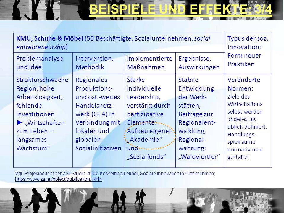 Elektronik und Messtechnik (300 Beschäftigte)Typus der s.