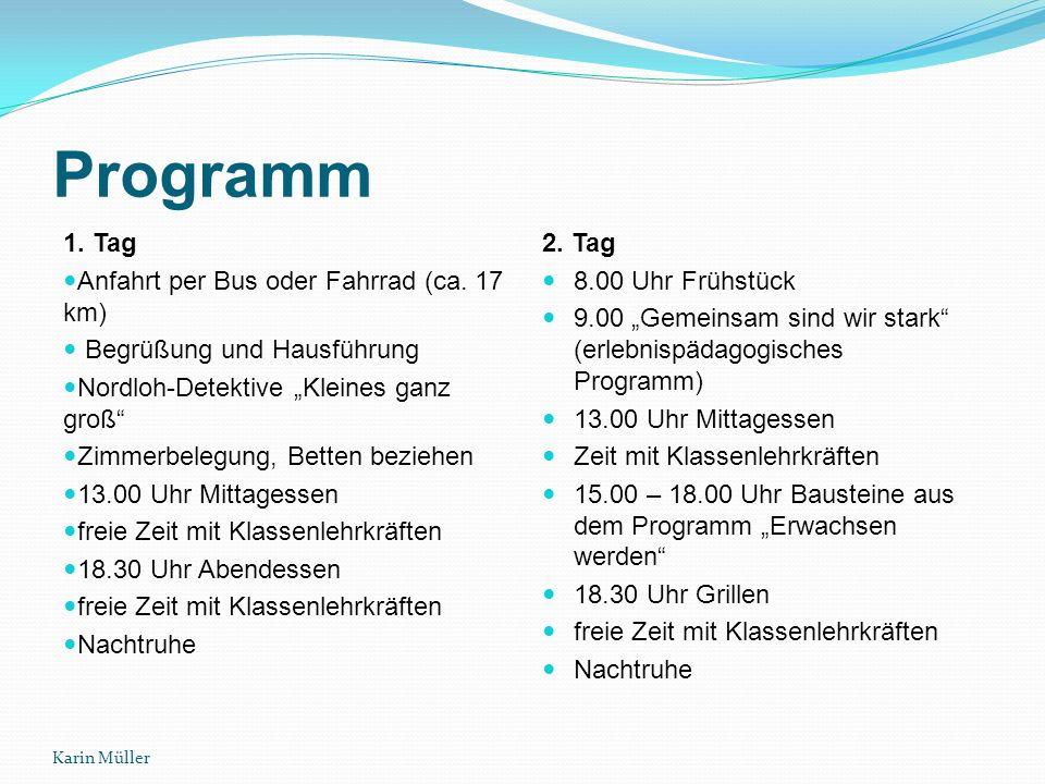 Programm 3.
