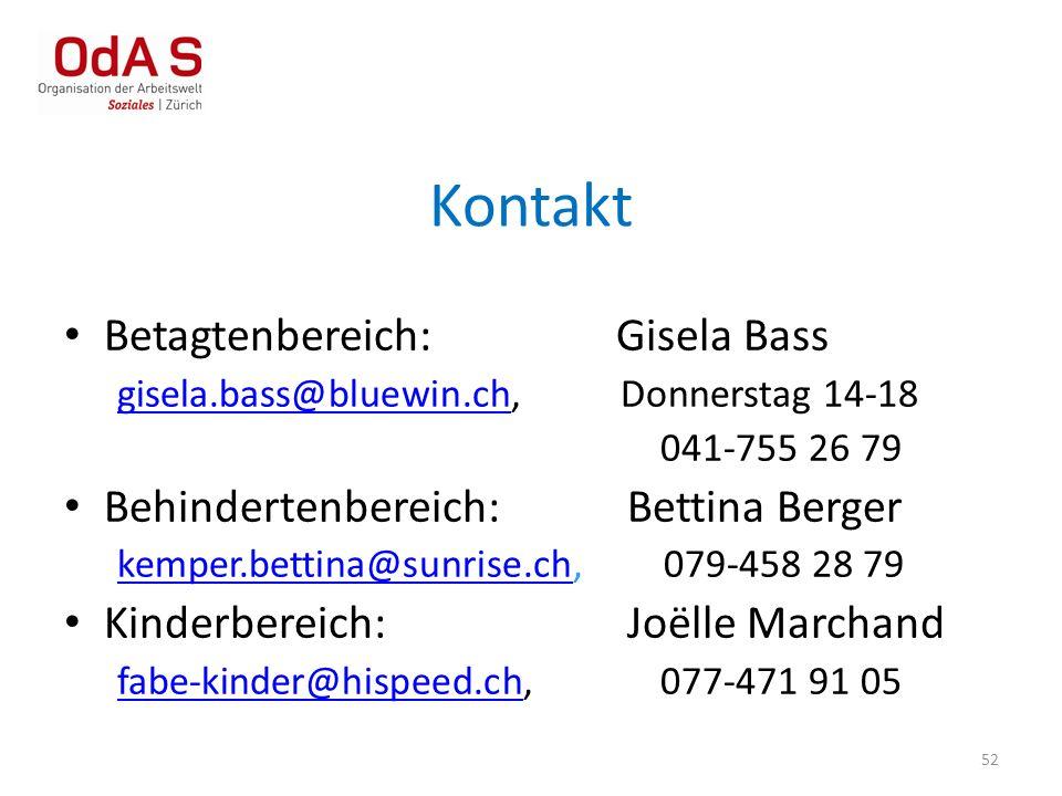 53 Bildungsverordnung/Bildungsplan- BBT Wegleitung IPA Homepage: www.oda-soziales-zuerich.chwww.oda-soziales-zuerich.ch Homepage: www.savoirsocial.chwww.savoirsocial.ch Vielen Dank für ihr Engagement.